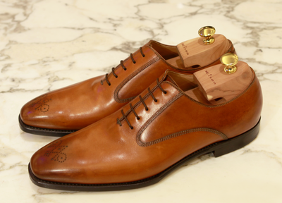 KITON NAPOLI DRESS SHOES