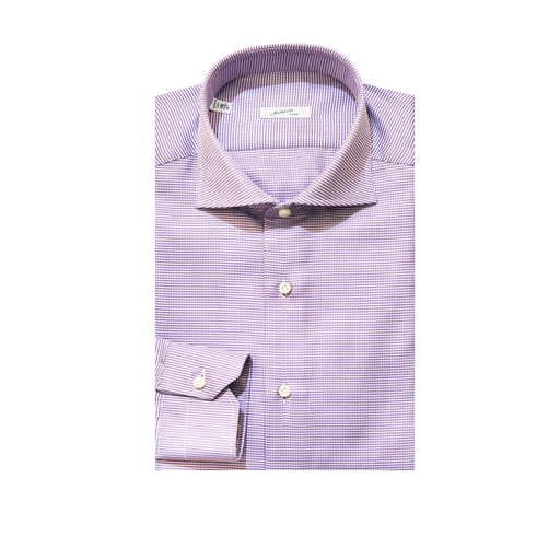Mattabisch Cotton Shirt by Kiton