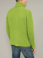 MALO CASHMERE TURTLENECK SWEATER
