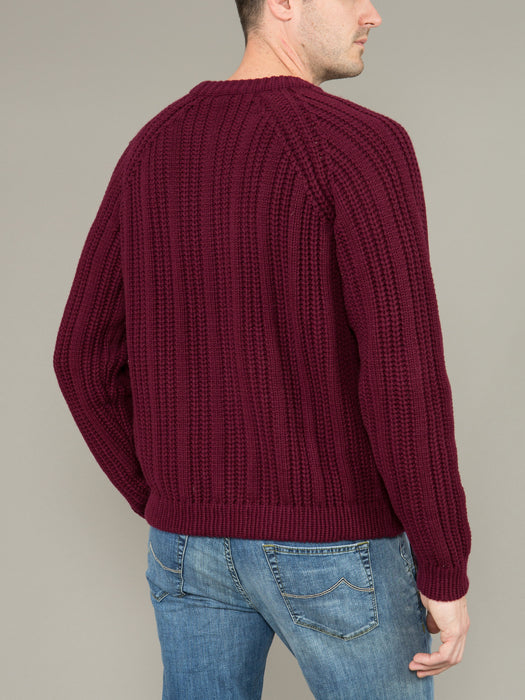 MALO CASHMERE CREW NECK SWEATER