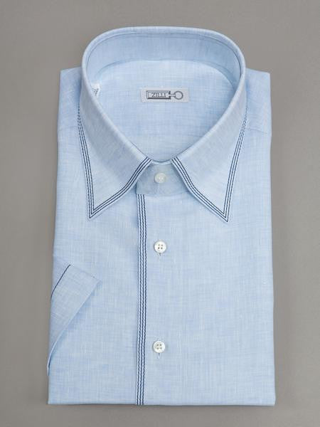 ZILLI SHORT SLEEVE SHIRT
