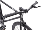 6KU Nebula 1 Matte Black/Black Single Speed Bike