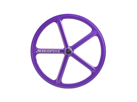 Aerospoke Wheel-Purple
