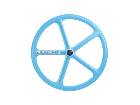 Aerospoke Wheel-Sky Blue
