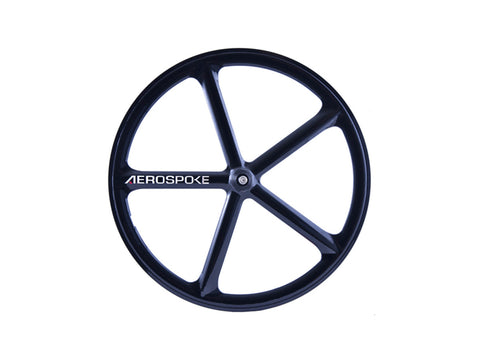 Aerospoke Wheel-Gloss Black
