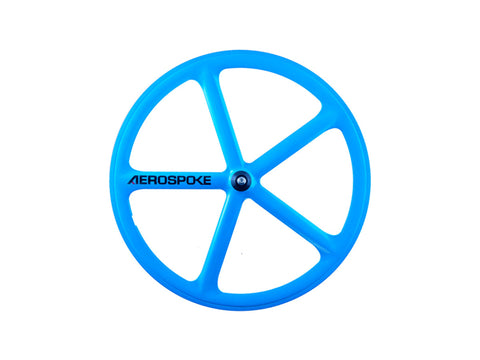 Aerospoke Wheel-Maui Blue