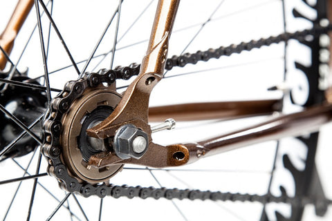 Quella One 2015 Copper Single Speed Bike