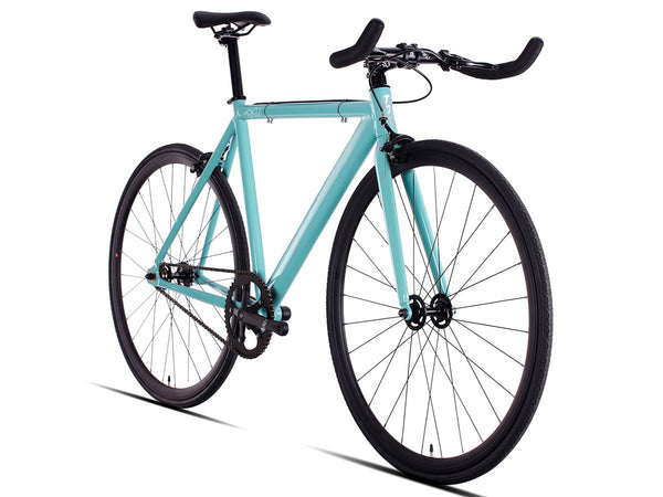 6ku Track Bike Celeste 2016 Fixed Gear Frenzy