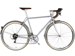 6KU Troy 16spd City Bike - Highland Grey