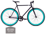6KU Fixie & Single Speed Bike - Beach Bum