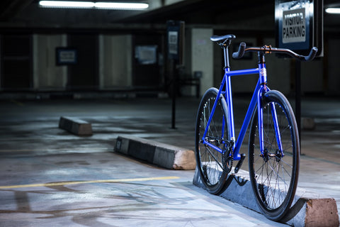 State Bicycle Co - Blue Steel