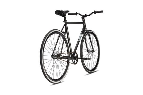 Se Bikes Draft 2013 Matte Black Coaster Brake Single Speed Bike  - 55cm Frame