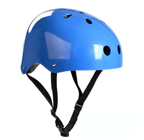 Mosk Fashion New Critical Cycles Classic Commuter Feral Bullet Protection Deluxe Bike/Scooter/Skate/Hiking/Drift Helmet, Skateboarding, Outdoors Sports, For Head (Light Yellow,Blue)
