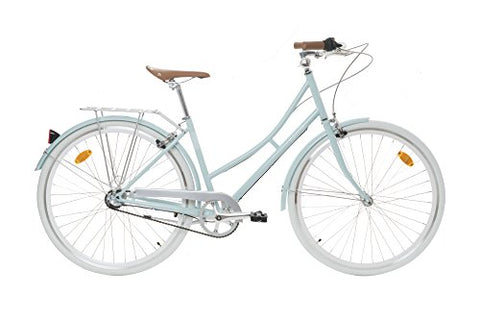 Fabric City Comfort Bike- Ladies Duth Style, Shimano Internal 3 Speeds, 14kg