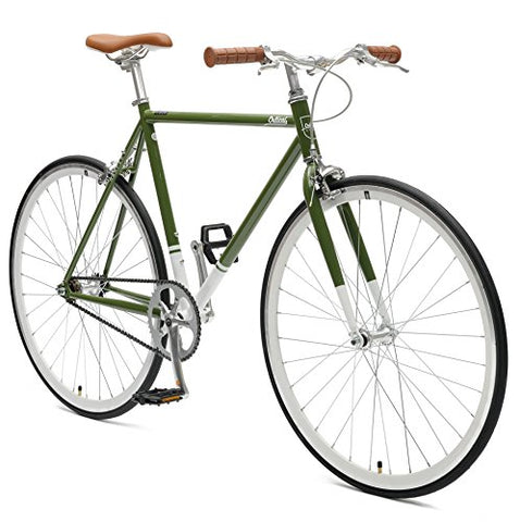 Critical Cycles Unisex 2330 Bike, Sage Green, 53 cm/Medium