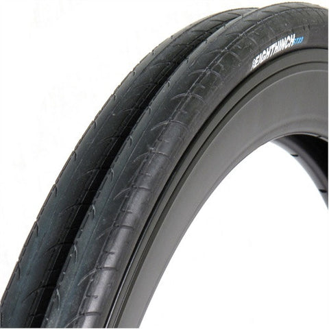 Eighthinch St23 Tire 700x23c Black/Black