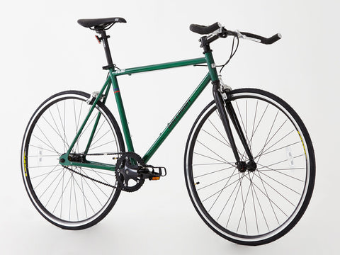 Steel Frame single speed/Fixed gear bike, 2016 Unique model, Hi spec.