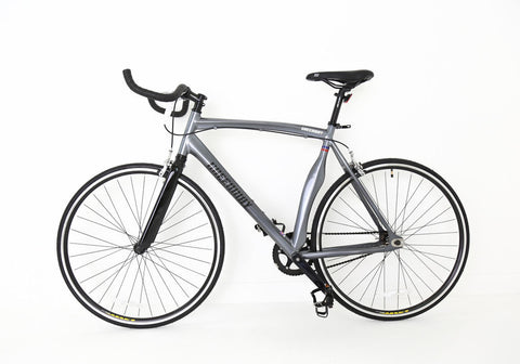 Alloy single speed/Fixed gear bike, 2016 Unique model, Hi spec.