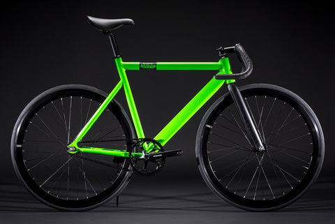 State Bicycle Co Black Label Zombie Green
