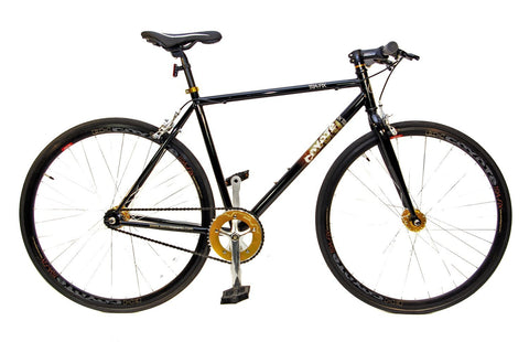 Coyote Tra Fix Black Gold Single Speed - Clearance