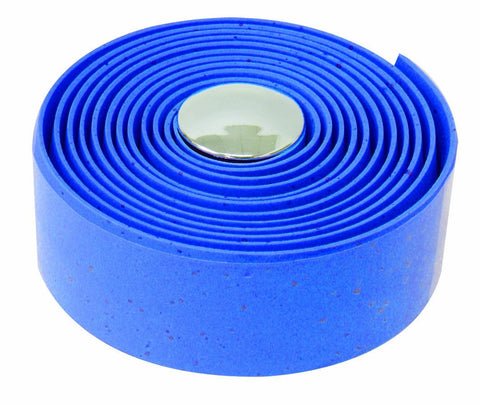 ETC TAPE CUSHION CORK BLUE W/PLUGS