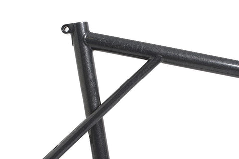 Breakbrake17 Transfer Track LIMITED EDITION Frameset Noise Black - 50cm Frame