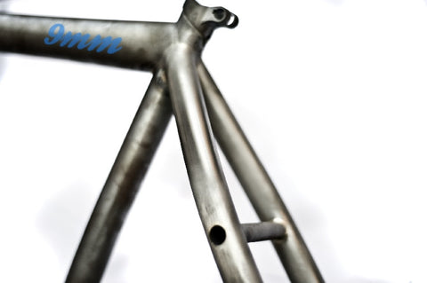 Dodici 9mm Fixed Gear Freestyle Frame