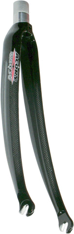 "700c x 1"" Sculptured Carbon Racing Fork"