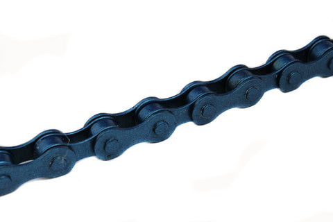 "Clarks BMX / Fixed Chain 1/2"" X 1/8"" X 112 Link - Blue"