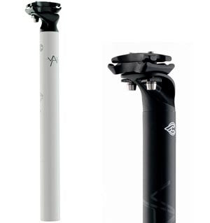 Cinelli Vai Bianca Seatpost White 27.2MM