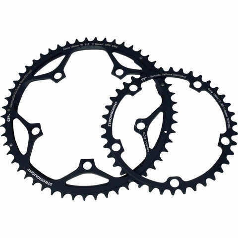 CT2 5-Arm/135mm Chainring: 53T