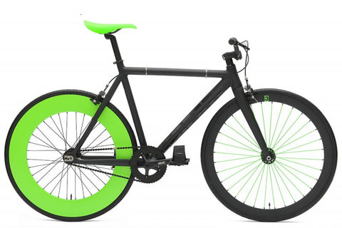 Create Bikes 2016 Black Green
