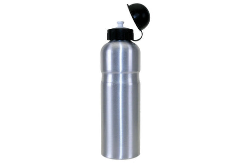 Mighty 750ml Alloy Water Bottle - Silver