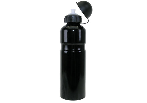 Mighty 750ml Alloy Water Bottle - Black