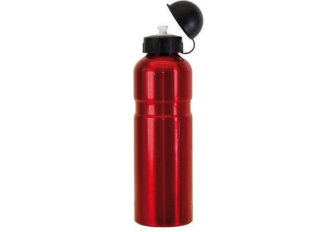 Mighty 750ml Alloy Water Bottle - Red