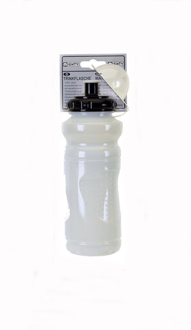 Mighty 700ml Transparent White Bottle 700ml