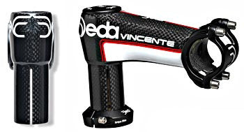 Deda Elementi Vincente Carbon Black Stem 100