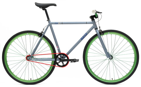 Chill Bikes 2015 Base Grey Single Speed Fixie Bike
