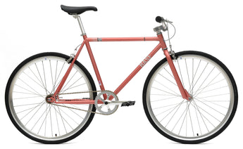 Chill Bikes 2015 Base Peach Single Speed Fixie Bike