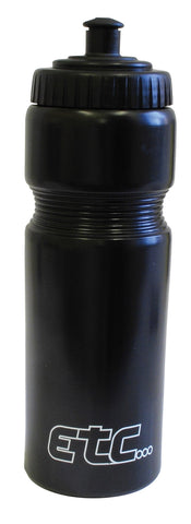 ETC BOTTLE 750MM BLACK