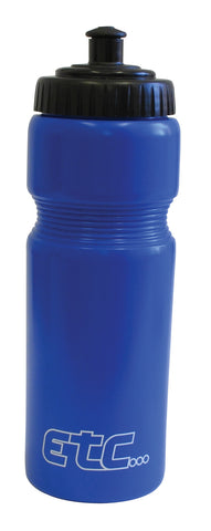 ETC BOTTLE 750MM BLUE