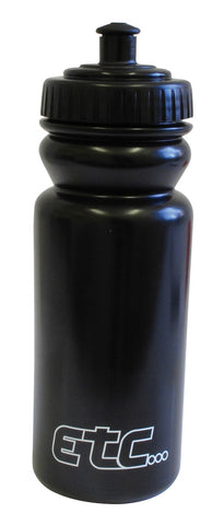 ETC BOTTLE 600MM BLACK