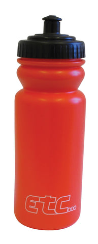 ETC BOTTLE 600MM RED