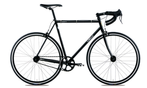 Cinelli Gazzetta 2014 Fixie Track Bike Black