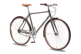 Foffa Bikes 2016 Urban 7 Speed Nexus Bike Grey