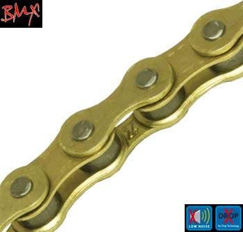 KMC Z510 Gold 1/8 Chain 112L