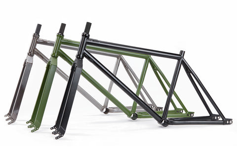 Livery Design Gruppe Hammer Fixed Gear Freestyle Frame and Fork