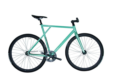 Polo & Bike 2016 CMNDR - Mercury Trackbike