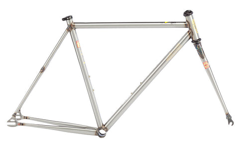 Cinelli Mash Works Steel Frameset