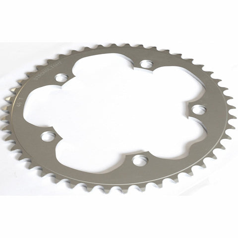 5-Arm/130mm Track Chainring: 48T